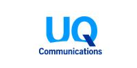 UQコミュニケーションズロゴ